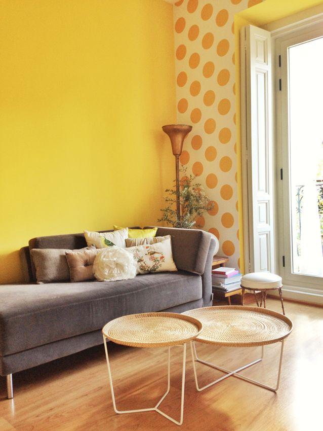Colores para decoraci n depa de soltera - Cual es el color ocre ...