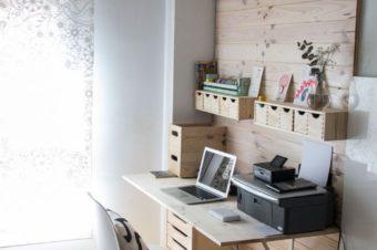 Estudio en casa – Escritorios