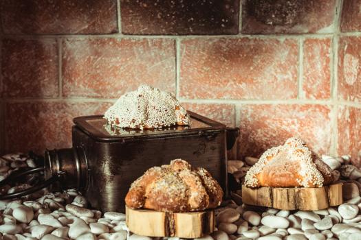 Receta: Pan de muerto
