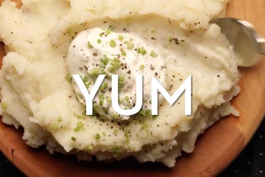 Recetas con yogurt estilo griego para fin de año.