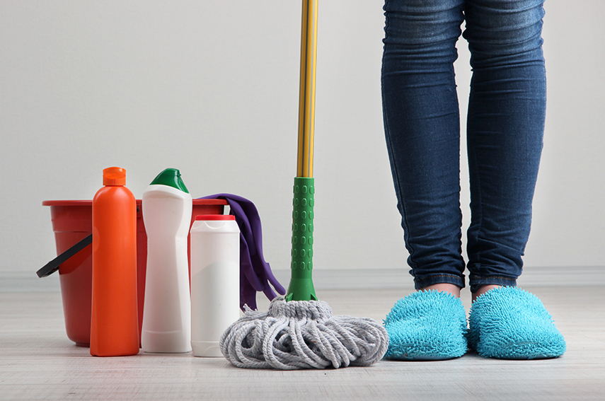 departamento limpio por más tiempo